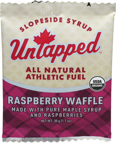 UnTapped UnTapped Maple Waffle: Box of 16 - Rasberry
