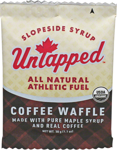 UnTapped UnTapped Maple Waffle: Box of 16 - Coffee