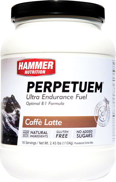 Hammer Nutrition Hammer Nutrition Perpetuem Drink Mix - Café Latte / 16 Servings