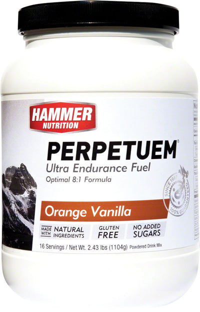 Hammer Nutrition Hammer Nutrition Perpetuem Drink Mix - Orange Vanilla / 16 Servings