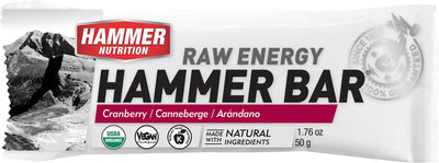 Hammer Nutrition Hammer Nutrition Hammer Bar Box of 12 - Cranberry