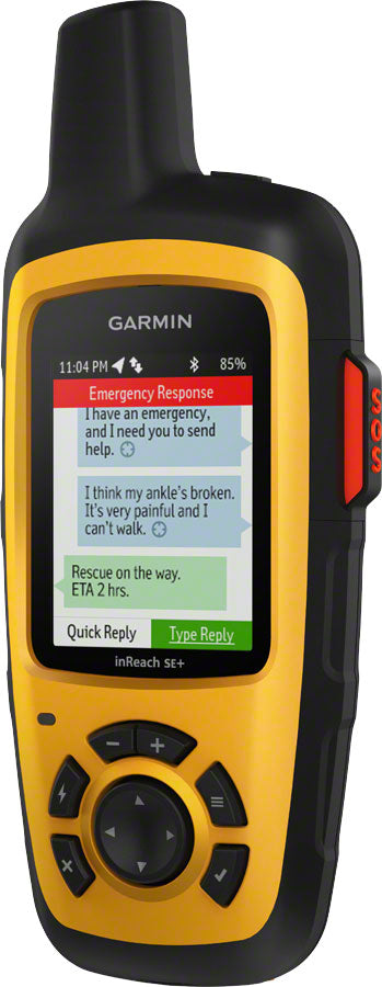 Garmin inReach SE+ Sattelite Communicator