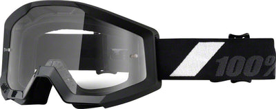 100% 100% Strata Goggles - Adult / Goliath with Clear Lens