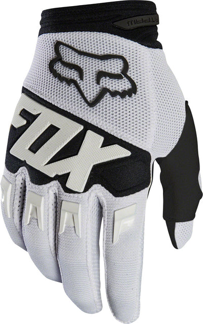 Fox Racing Fox Racing Dirtpaw Race Gloves - S / White