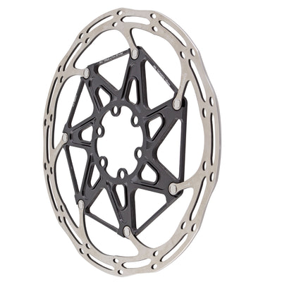 SRAM SRAM Centerline Rounded 6 Bolt Disc Brake Rotor ISO 6B - 00.5018.037.021 - Centerline 2pc IS Disc Rotor w/Ti Bolts 180mm Rounded