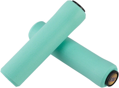 ESI ESI Chunky 32mm Silicone Grips - Limited Edition: Sea Foam