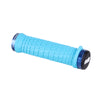 ODI ODI Troy Lee Lock-On Grips - D30TLAQ-U - Lock-On MTB Bonus Pack, TLD - Aqua/Blue