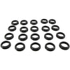 RockShox RockShox 35mm SKF Dust Seals and Foam Rings - 11.4018.028.014 - Dust Wiper/Seal, Pike/Lyrik/Yari/Boxxer (35mm) Bulk/20
