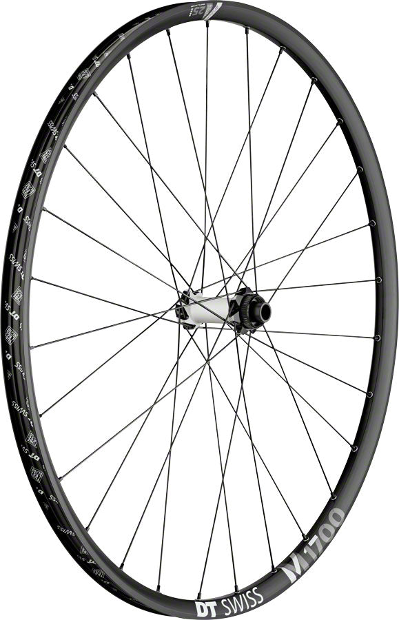 DT Swiss M1700 Spline 25 Front Wheel