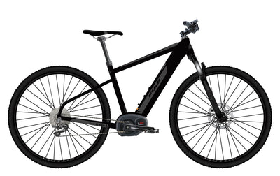 Fuji Fuji E-Traverse EVO 1.1 - M / Satin Black / Charcoal