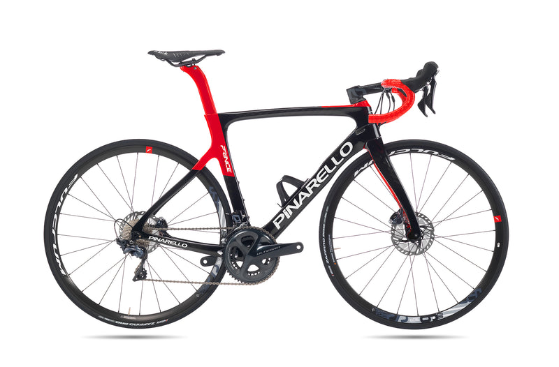 Pinarello 2019 Pinarello Prince Disc Ultegra Di2 - 44cm / 720 Orange