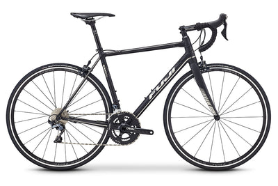 Fuji Fuji Roubaix 1.1 - 46cm / Satin Black/Chrome