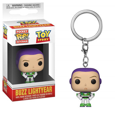 FUNKO POP! Chaveiro - Toy Story - Buzz Lightyear