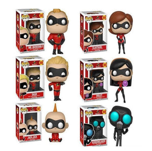 Funko Pop! Os Incríveis - The Incredibles