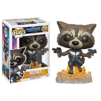 FUNKO POP! - Rocket Raccoon