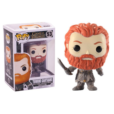 FUNKO POP! - Game of Thrones - Tormund Giantsbane