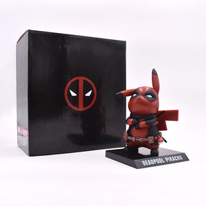 Action Figure - Pikachu Deadpool