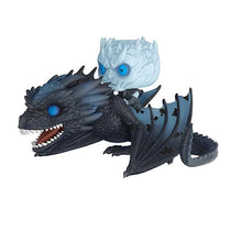 Carregar imagem no visualizador da galeria, FUNKO POP! - Game of Thrones - Night King e Icy Viserion