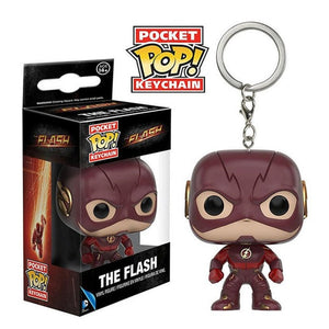 FUNKO POP! Chaveiro - The Flash