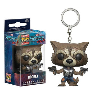 FUNKO POP! Chaveiro - Rocket
