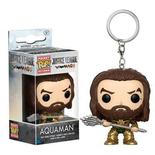 FUNKO POP! Chaveiro - Aquaman