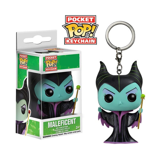 FUNKO POP! Chaveiro - Malévola - Maleficent
