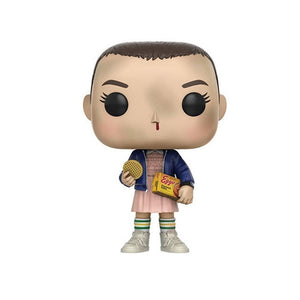 FUNKO POP! - Stranger Things - Onze com Biscoitos - Eleven With Eggos