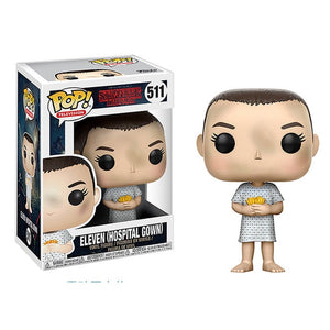 FUNKO POP! - Stranger Things - Onze Roupa de Hospital - Elevan Hospital Gown