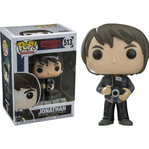 FUNKO POP! - Stranger Things - Jonathan