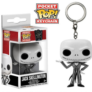 FUNKO POP! Chaveiro - Jack Skellington