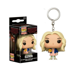FUNKO POP! Chaveiro - Stranger Things - Onze - Eleven