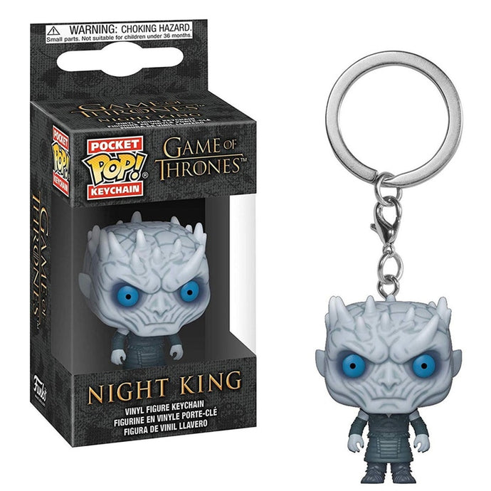 FUNKO POP! Chaveiro - Game of Thrones - Night King