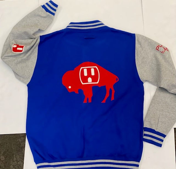 Buffalo Varsity Jacket - Football