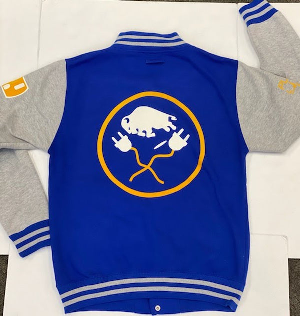 Buffalo Varsity Jacket - Hockey