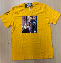 Load image into Gallery viewer, Plug Life Cancel Dat Bish Unisex T Shirt - Yellow