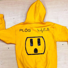 Load image into Gallery viewer, Cancel Dat Bish Hoodie  - Yellow