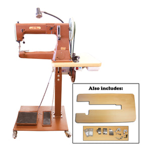 COBRA Class 4-P Premium Package (Leather Sewing Machine) - American Leatherworks