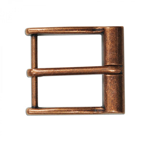 Faux Roller End Buckle - American Leatherworks