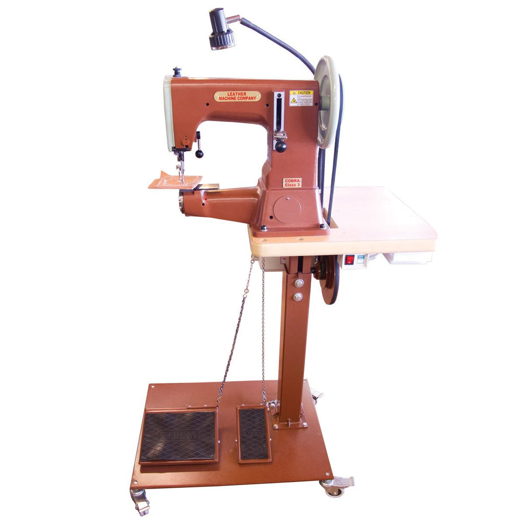 Cobra Class 3 Heavy Duty Leather Stitcher - American Leatherworks