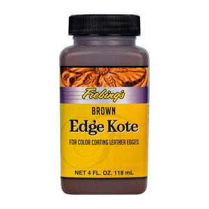 4 oz. Edge Kote Brown