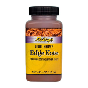 4 oz. Edge Kote Light Brown