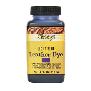4 oz. Leather Dye-Light Blue