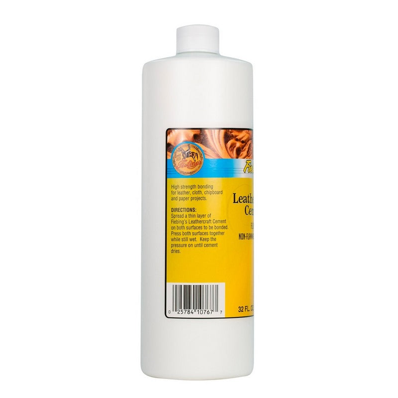 32 oz. Fiebings Leathercraft Cement
