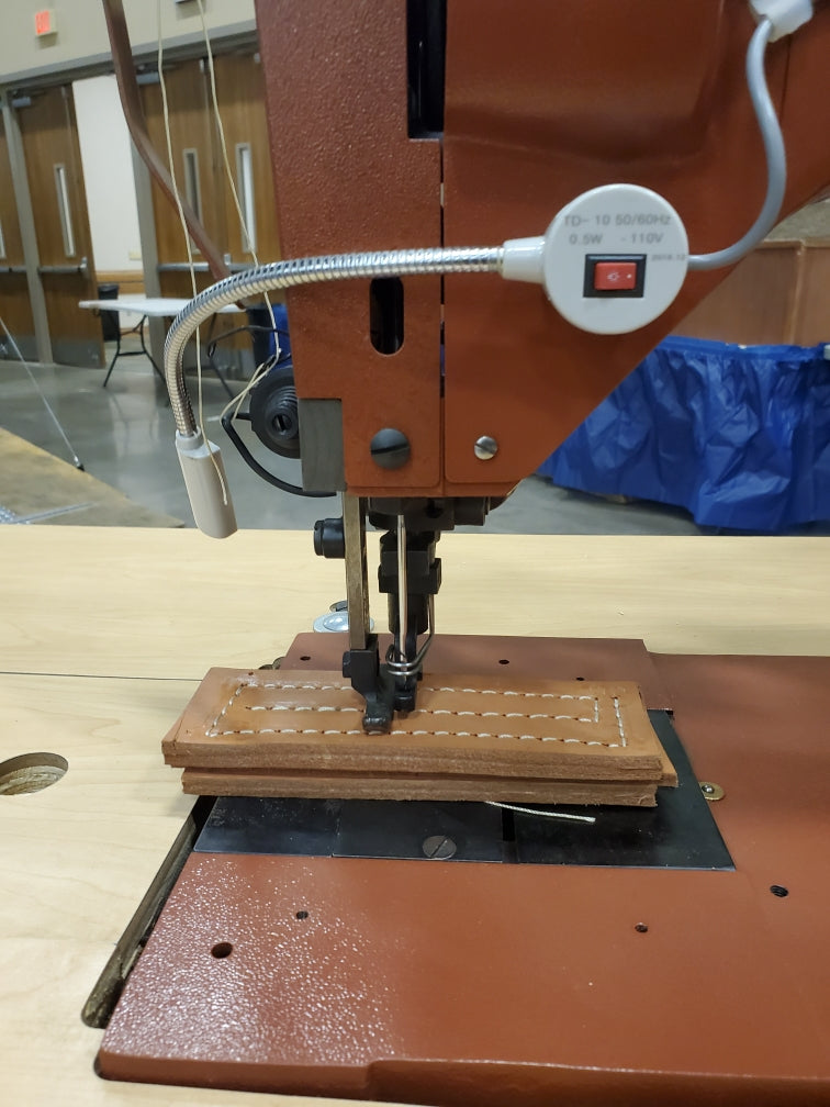 COBRA Class 7 Extra Heavy Duty Sewing Machine - American Leatherworks