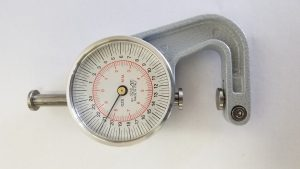 Professional Tannery Grade Leather Gauge - American Leatherworks