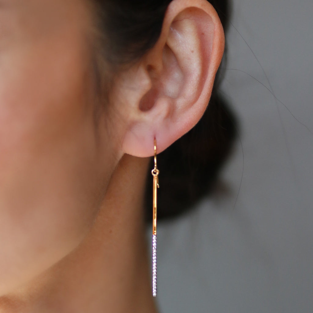 Pindrop Earrings