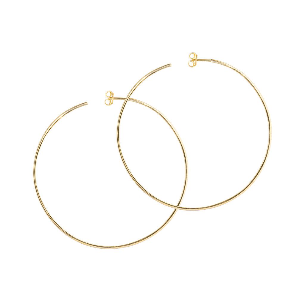LOLO Hoops - Gold