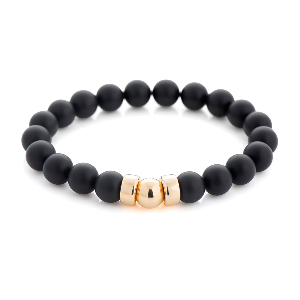 Black Onyx Extra - 8mm