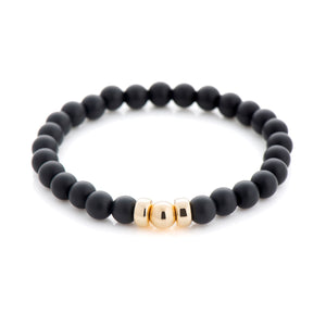Black Onyx Extra - 6mm