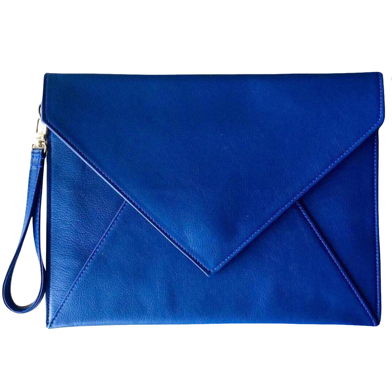 Elly Clutch Blue